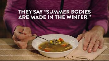Campbell's Soup TV Spot, 'Summer Bodies & Goodbye Colds'