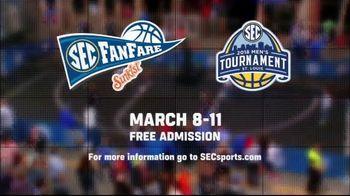 2018 SEC FanFare TV Spot, 'Four Days of Fun' - Thumbnail 10