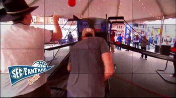 2018 SEC FanFare TV Spot, 'Four Days of Fun' - Thumbnail 5
