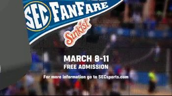 2018 SEC FanFare TV Spot, 'Four Days of Fun' - Thumbnail 9