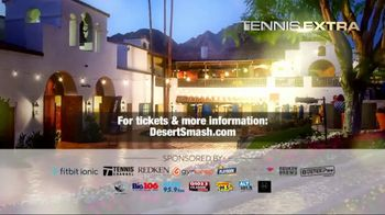 Tennis Channel TV Spot, '2018 Desert Smash' - Thumbnail 6