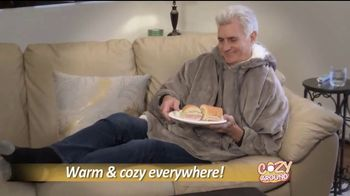 Cozy Around TV Spot, 'Total Comfort' - Thumbnail 4
