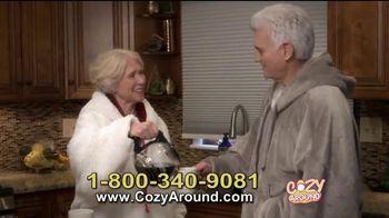 Cozy Around TV Spot, 'Total Comfort' - Thumbnail 8