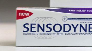 Sensodyne Rapid Relief TV Spot, 'Feel Better Now' - Thumbnail 6