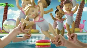 BABY born Mommy, Look I Can Swim! TV Spot, 'She Can Really Swim' - Thumbnail 2