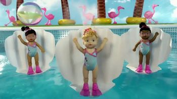 BABY born Mommy, Look I Can Swim! TV Spot, 'She Can Really Swim'