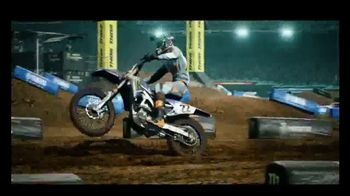 Monster Energy Supercross TV Spot, 'The Time Has Come' - Thumbnail 3