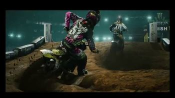 Monster Energy Supercross TV Spot, 'The Time Has Come' - Thumbnail 4