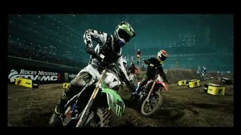 Monster Energy Supercross TV Spot, 'The Time Has Come' - Thumbnail 6