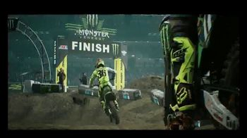 Monster Energy Supercross TV Spot, 'The Time Has Come' - Thumbnail 7