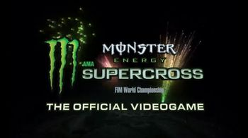 Monster Energy Supercross TV Spot, 'The Time Has Come' - Thumbnail 8