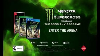 Monster Energy Supercross TV Spot, 'The Time Has Come' - Thumbnail 9
