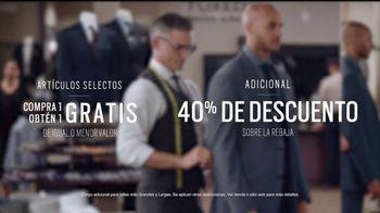 Men's Wearhouse TV Spot, 'Sastre: visto todo' [Spanish] - Thumbnail 8