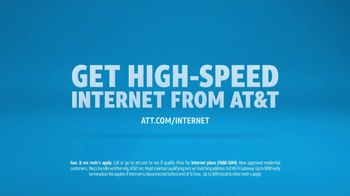 AT&T Internet TV Spot, 'More for Your Thing: Unwinding' - Thumbnail 8