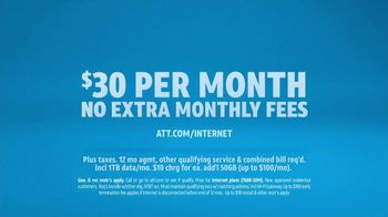 AT&T Internet TV Spot, 'More for Your Thing: Unwinding' - Thumbnail 9