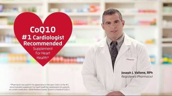 Qunol CoQ10 TV Spot, 'Heart Health'