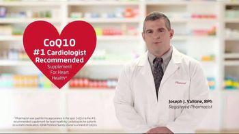 Qunol CoQ10 TV Spot, 'Heart Health' - Thumbnail 1
