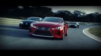 Lexus Command Performance Sales Event TV Spot, 'Nothing Compares' [T1] - 1769 commercial airings