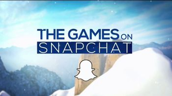 Snapchat TV Spot, 'NBC: Experience the Olympic Games' - Thumbnail 2