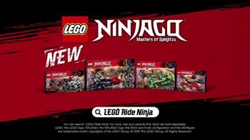 LEGO Ninjago: Masters of Spinjitzu TV Spot, 'Be Fast' - Thumbnail 9