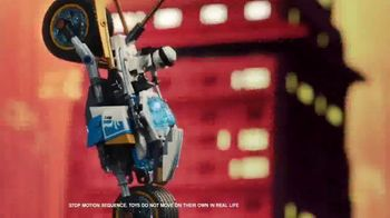 LEGO Ninjago: Masters of Spinjitzu TV Spot, 'Be Fast' - Thumbnail 7