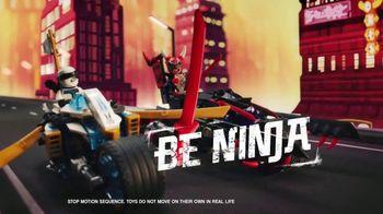 LEGO Ninjago: Masters of Spinjitzu TV Spot, 'Be Fast' - Thumbnail 8