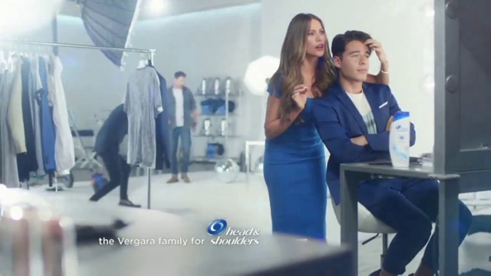 Head Shoulders  Tv Commercial Photoshoot Featuring Sofia Vergara Ispot Tv
