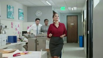 California Almonds TV Spot, 'Almonds vs. the Printer That's Out of Toner' - Thumbnail 10