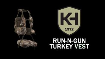 Knight & Hale Run-n-Gun Turkey Vest TV Spot, 'Lightest Turkey Vest' - Thumbnail 2