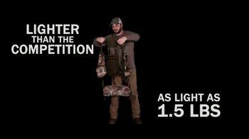Knight & Hale Run-n-Gun Turkey Vest TV Spot, 'Lightest Turkey Vest' - Thumbnail 3