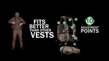 Knight & Hale Run-n-Gun Turkey Vest TV Spot, 'Lightest Turkey Vest' - Thumbnail 4