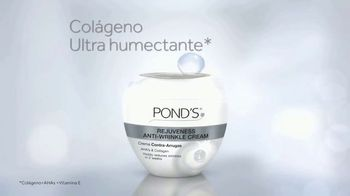 Pond's Rejuveness Anti-Wrinkle Cream TV Spot, 'Las arrugas' [Spanish] - Thumbnail 4