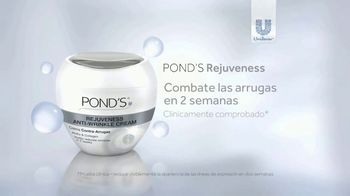Pond's Rejuveness Anti-Wrinkle Cream TV Spot, 'Las arrugas' [Spanish] - Thumbnail 8