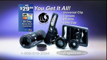 Eagle Zoom TV Spot, 'Picture-Perfect Clarity' - Thumbnail 10