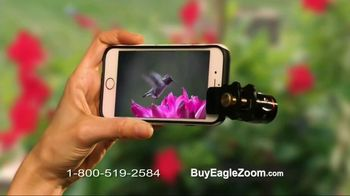 Eagle Zoom TV Spot, 'Picture-Perfect Clarity' - Thumbnail 4