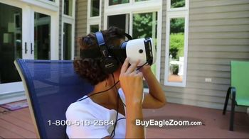 Eagle Zoom TV Spot, 'Picture-Perfect Clarity' - Thumbnail 7