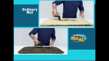 Hurricane Mud Mat TV Spot, 'Floors Stay Clean' Featuring Anthony Sullivan - 4 commercial airings