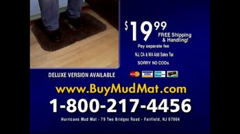 Hurricane Mud Mat TV Spot, 'Floors Stay Clean' Featuring Anthony Sullivan - Thumbnail 10