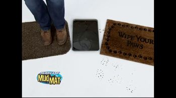 Hurricane Mud Mat TV Spot, 'Floors Stay Clean' Featuring Anthony Sullivan - Thumbnail 4