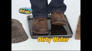 Hurricane Mud Mat TV Spot, 'Floors Stay Clean' Featuring Anthony Sullivan - Thumbnail 5