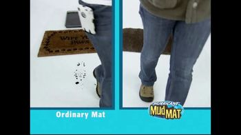 Hurricane Mud Mat TV Spot, 'Floors Stay Clean' Featuring Anthony Sullivan - Thumbnail 6