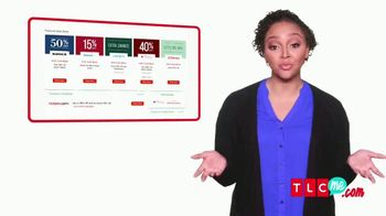 Ebates TV Spot, 'TLC Channel: Budget-Friendly Shopping Tips'
