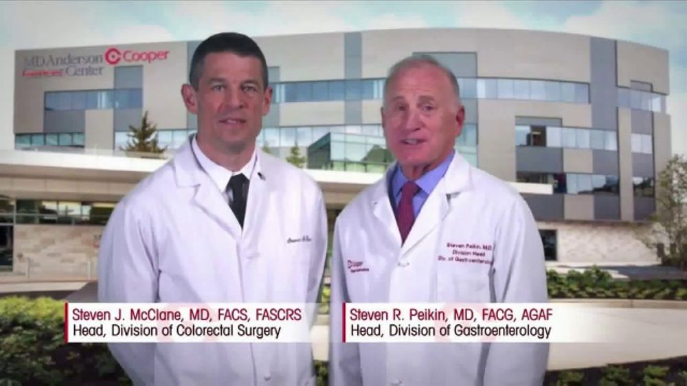 Md Anderson Cancer Center Tv Commercial Colon Cancer Screenings Ispot Tv