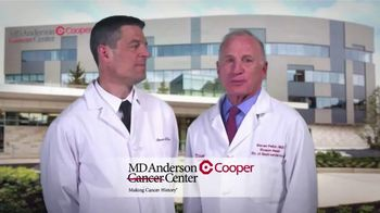 MD Anderson Cancer Center TV Spot, 'Colon Cancer Screenings' - Thumbnail 3