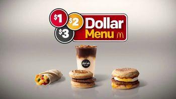 McDonald's $1 $2 $3 Dollar Menu TV Spot, 'Fanáticos: desayuno' [Spanish] - Thumbnail 8
