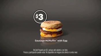 McDonald's $1 $2 $3 Dollar Menu TV Spot, 'Fanáticos: desayuno' [Spanish] - Thumbnail 9