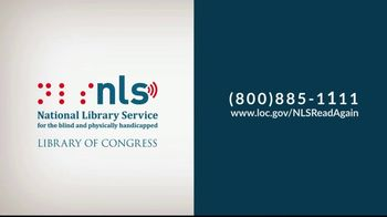 The Library of Congress National Library Service TV Spot, 'Magical Moments' - Thumbnail 8