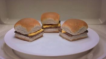 White Castle Cheese Sliders TV Spot, 'Amazing Idea'