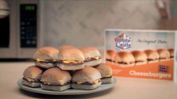 White Castle Cheese Sliders TV Spot, 'Amazing Idea' - Thumbnail 10