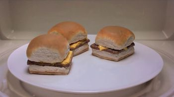 White Castle Cheese Sliders TV Spot, 'Amazing Idea' - Thumbnail 2